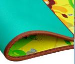 爬行垫单切、单包、双包的区别